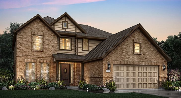 Fairway Collection, The Wakefield F (*Elevation F is available in Artavia for inventory only.)