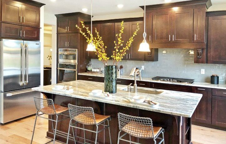 Kitchen featured in the Ridgewood By Lennar in Mercer County, NJ
