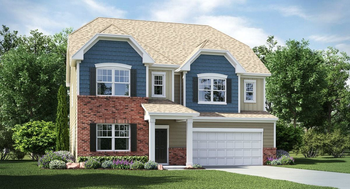 Exterior featured in the Emerald By Lennar in Charlotte, NC