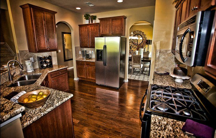 Kitchen featured in the Emerald By Lennar in Charlotte, NC