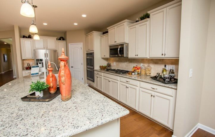 Kitchen featured in the Dorchester By Lennar in Charlotte, SC