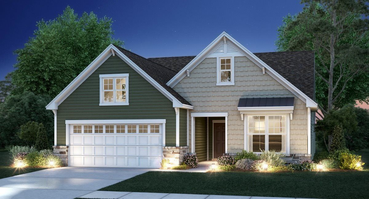 Exterior featured in the Bliss By Lennar in Charlotte, SC