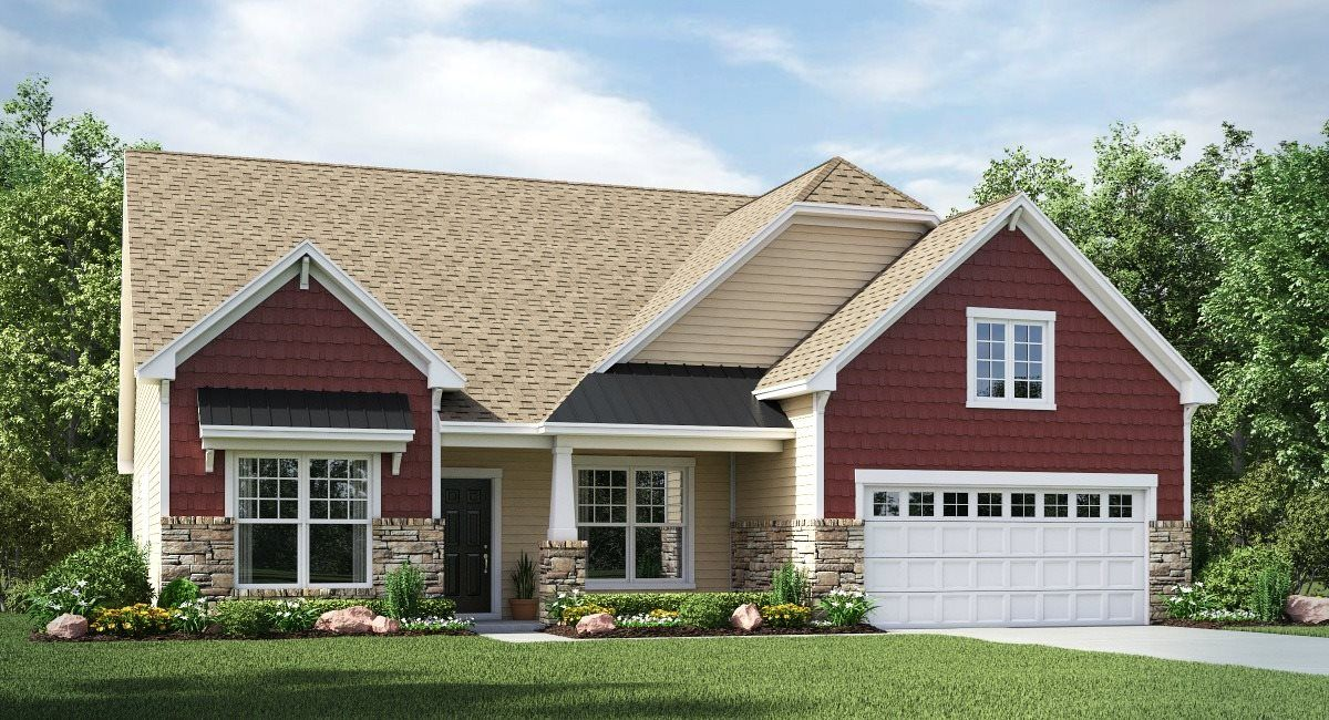 Exterior featured in the Felicity By Lennar in Charlotte, SC