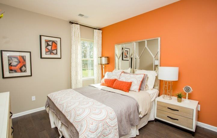 Bedroom featured in the Felicity By Lennar in Charlotte, SC