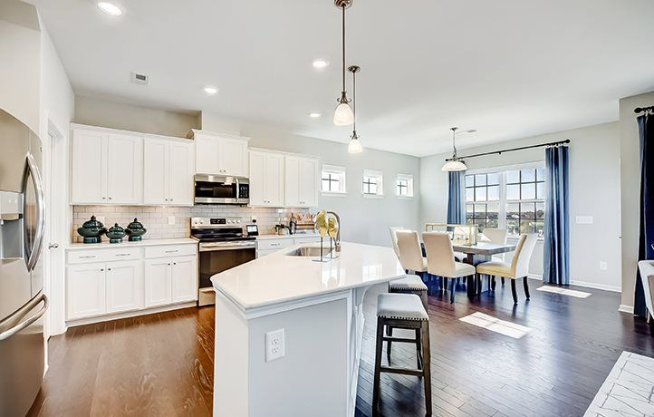 Kitchen featured in the Greenway By Lennar in Charlotte, NC