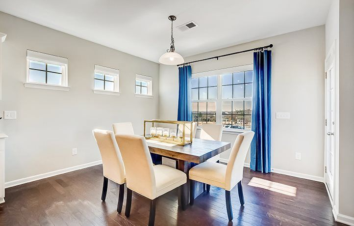 Living Area featured in the Greenway By Lennar in Charlotte, NC