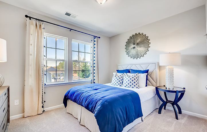 Bedroom featured in the Greenway By Lennar in Charlotte, NC