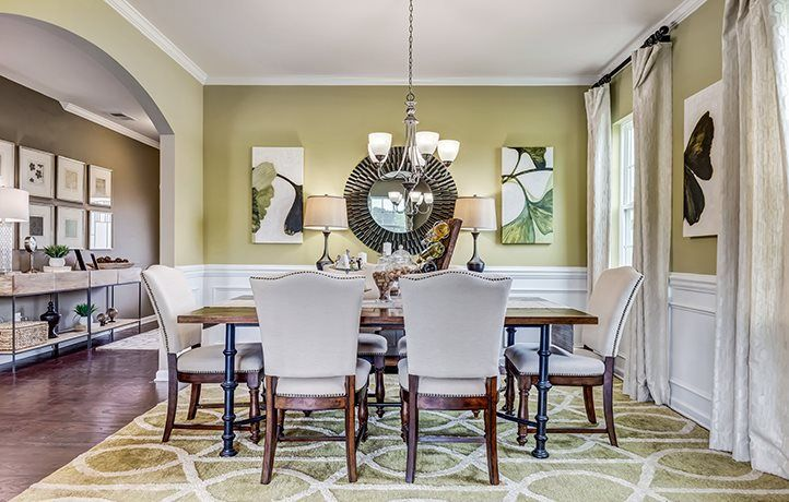 Living Area featured in the Durham By Lennar in Charlotte, NC