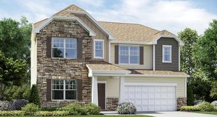 Edgecomb - Gambill Forest - Enclave: Mooresville, North Carolina - Lennar