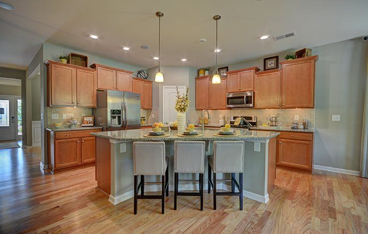 Kitchen featured in the Canton By Lennar in Charlotte, NC