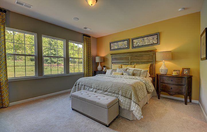Bedroom featured in the Canton By Lennar in Charlotte, NC