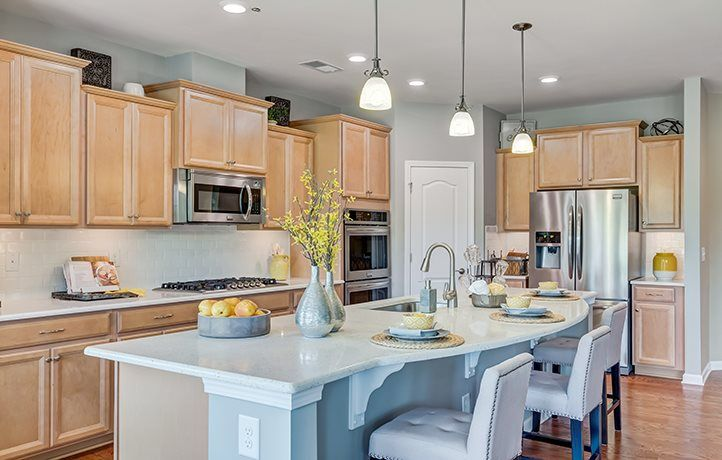 Kitchen featured in the Dorchester Basement By Lennar in Charlotte, NC
