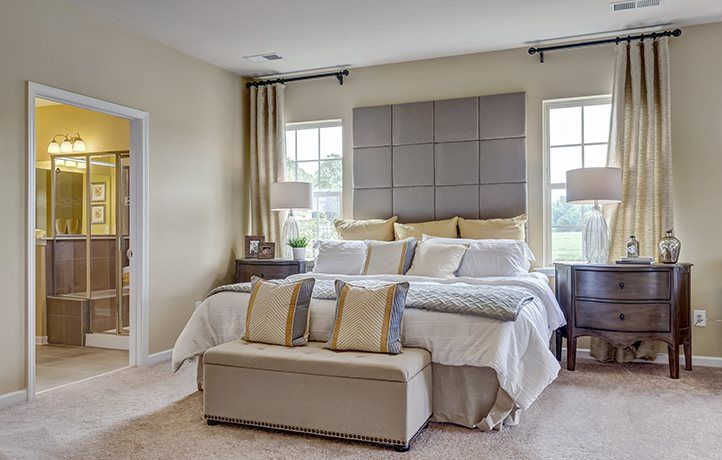Bedroom featured in the Dorchester Basement By Lennar in Charlotte, NC