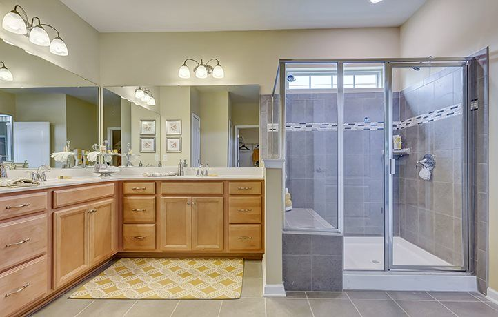 Bathroom featured in the Dorchester Basement By Lennar in Charlotte, NC
