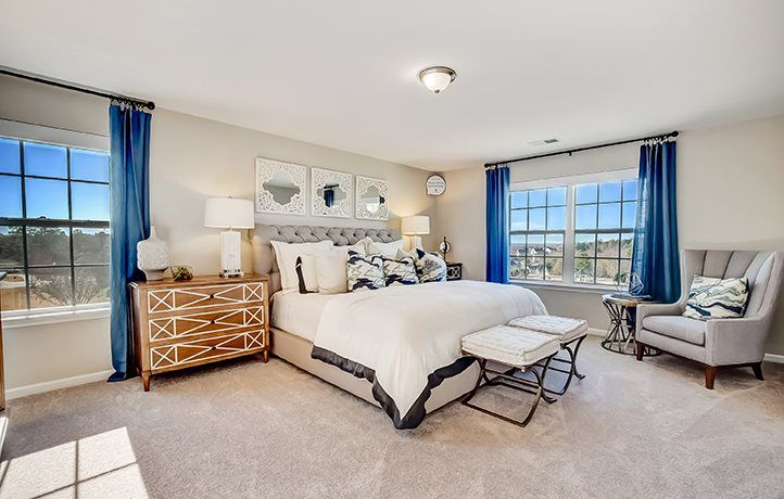 Bedroom featured in the Greenway Basement By Lennar in Charlotte, NC