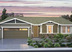 Residence One - Gabion Ranch - Mountainside: Fontana, California - Lennar