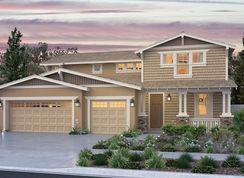 Residence Three - Gabion Ranch - Stonegate: Fontana, California - Lennar