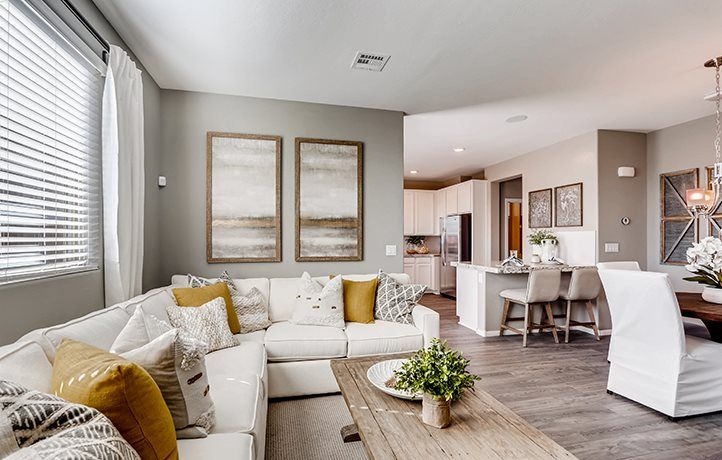 Living Area featured in the Gardenia By Lennar in Las Vegas, NV