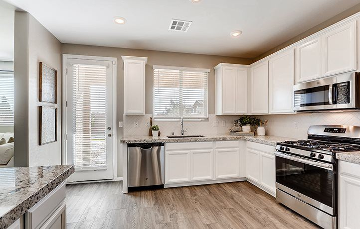 Kitchen featured in the Gardenia By Lennar in Las Vegas, NV