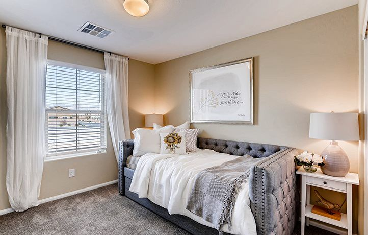 Bedroom featured in the Gardenia By Lennar in Las Vegas, NV