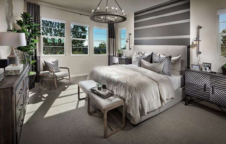 Bedroom featured in the Residence 2 By Lennar in Orange County, CA