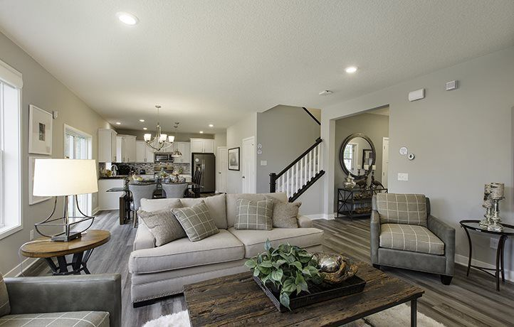 Living Area featured in the Vanderbilt EI By Lennar in Minneapolis-St. Paul, MN