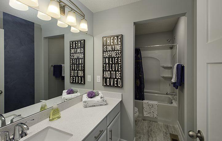 Bathroom featured in the Vanderbilt EI By Lennar in Minneapolis-St. Paul, MN