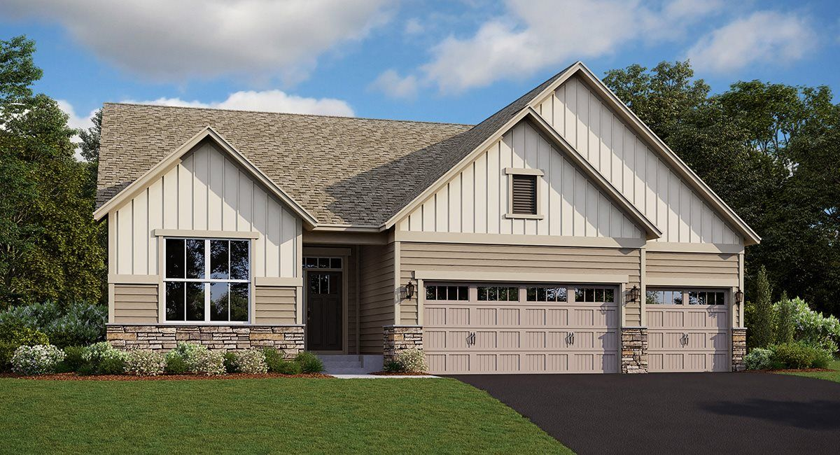 Exterior featured in the Clearwater EI By Lennar in Minneapolis-St. Paul, MN