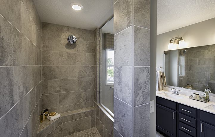 Bathroom featured in the Bristol EI By Lennar in Minneapolis-St. Paul, MN