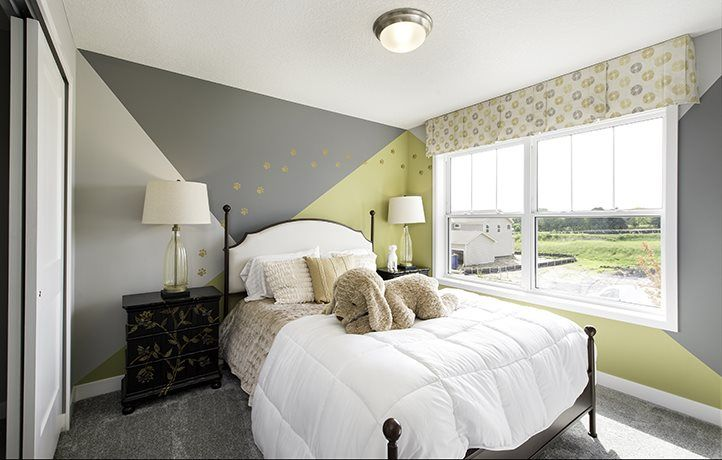 Bedroom featured in the Bristol EI By Lennar in Minneapolis-St. Paul, MN