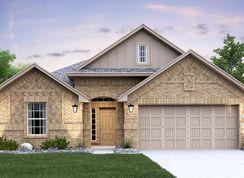 Rosso - Potranco Run - Brookstone II, Westfield, & Barrington: San Antonio, Texas - Lennar