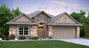 Gilson - Potranco Run - Brookstone II, Westfield, & Barrington: San Antonio, Texas - Lennar