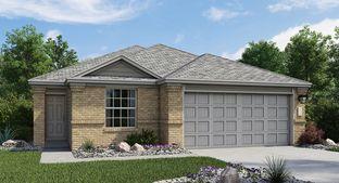 Houghton - Potranco Run - Brookstone II, Westfield, & Barrington: San Antonio, Texas - Lennar