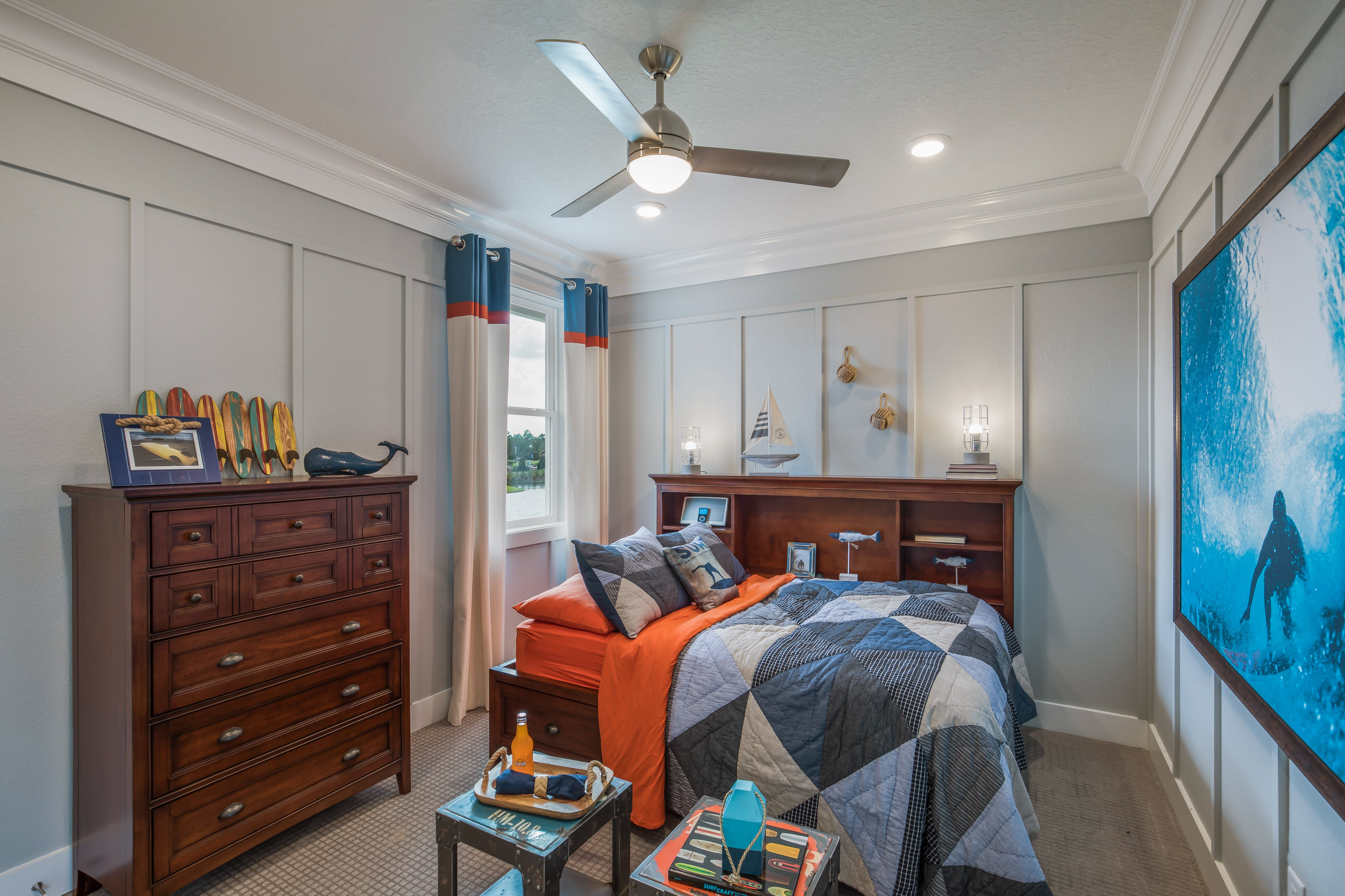 Bedroom featured in the CRAWFORD By Lennar in Jacksonville-St. Augustine, FL