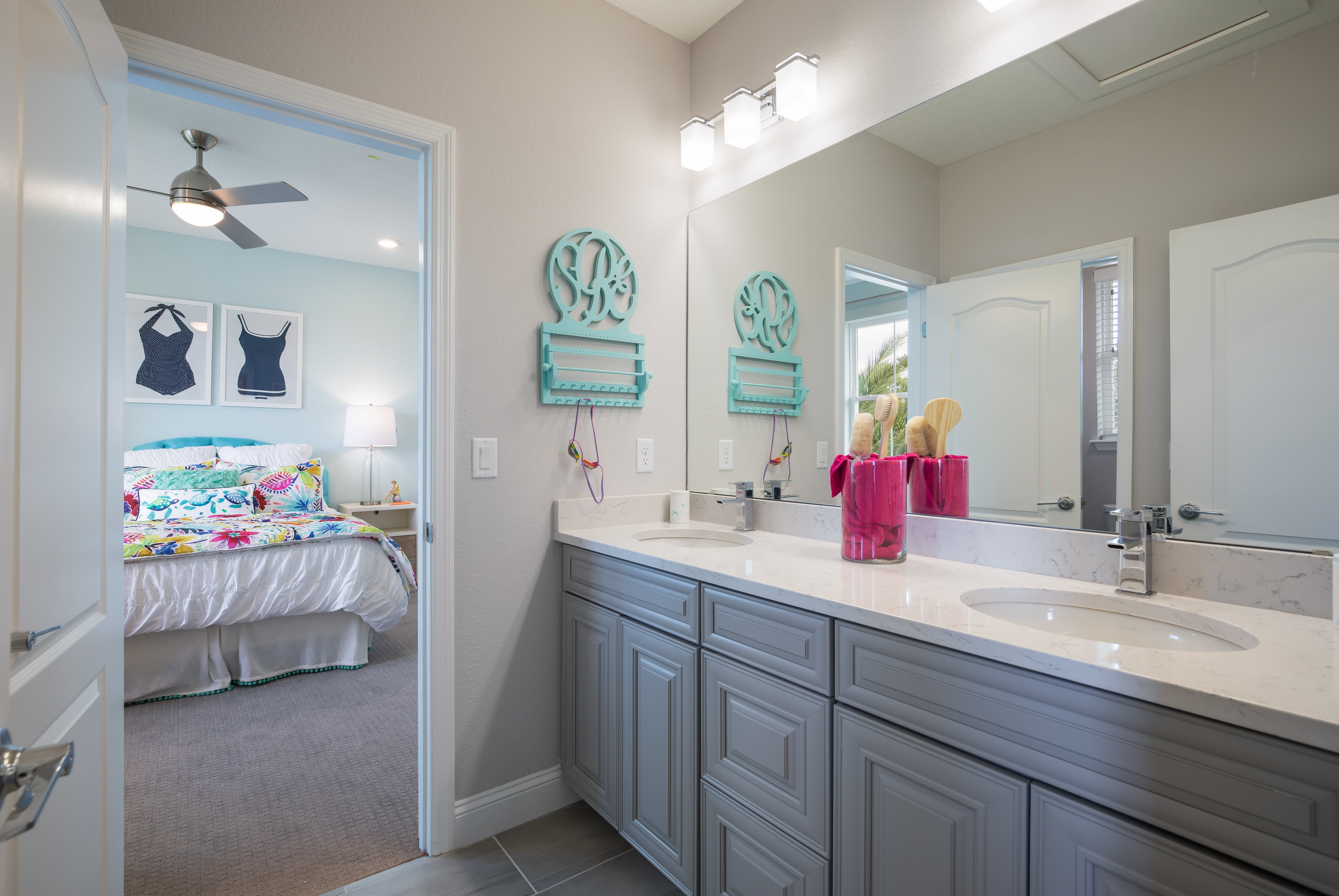 Bathroom featured in the CRAWFORD By Lennar in Jacksonville-St. Augustine, FL