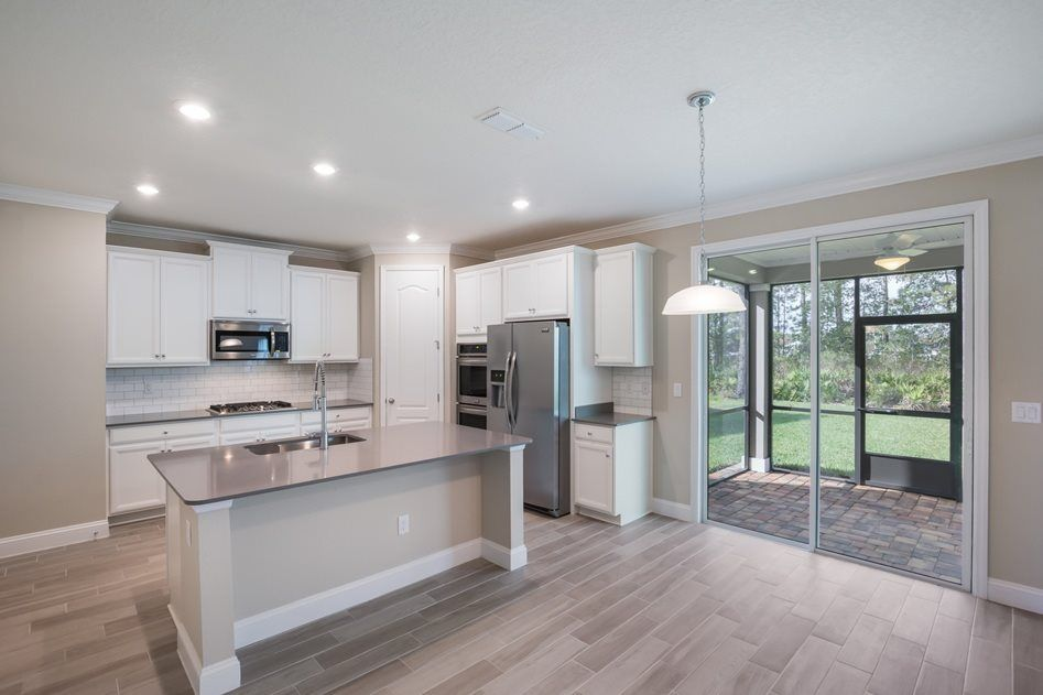 Kitchen featured in the BRIO By Lennar in Jacksonville-St. Augustine, FL