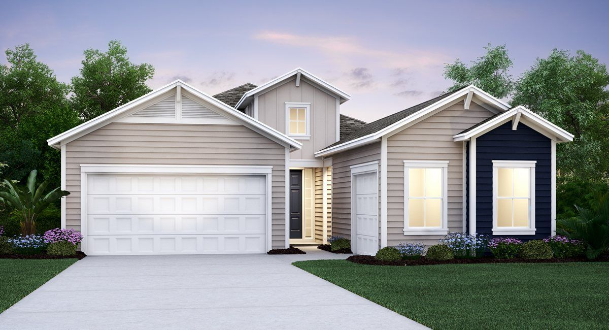Exterior featured in the INDEPENDENCE By Lennar in Jacksonville-St. Augustine, FL