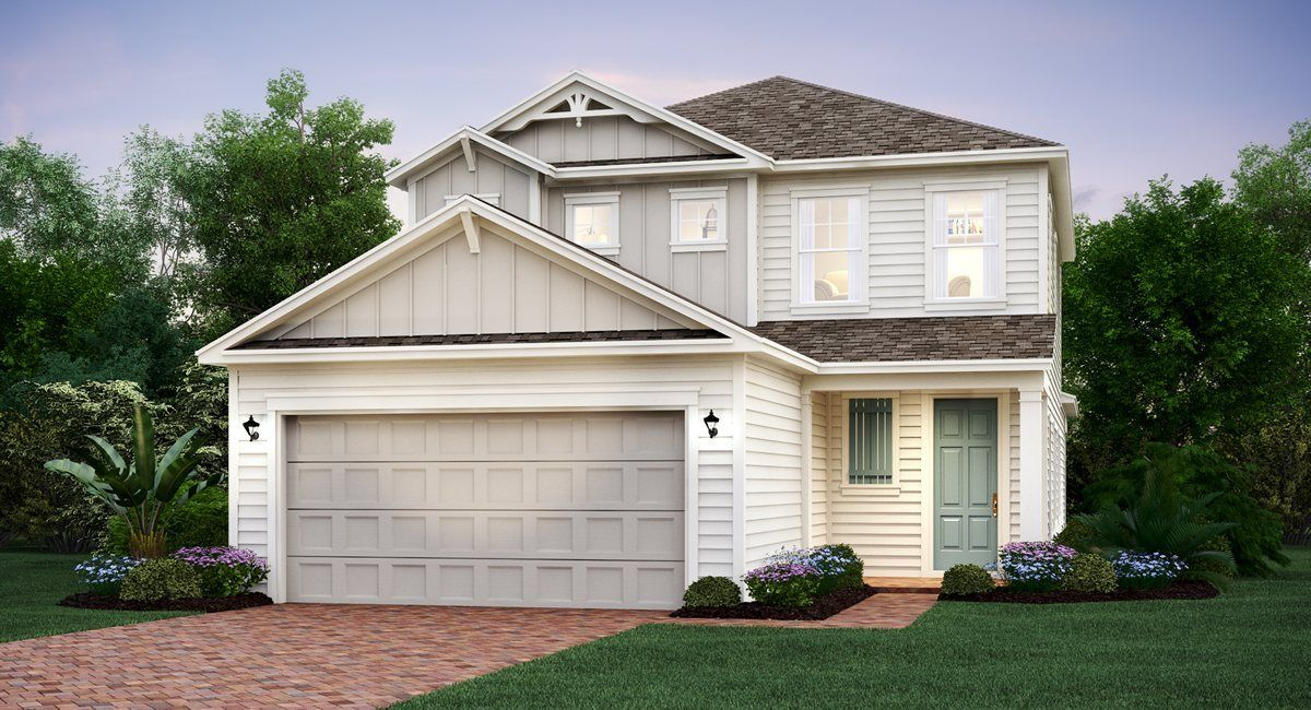 Exterior featured in the CHLOE By Lennar in Jacksonville-St. Augustine, FL