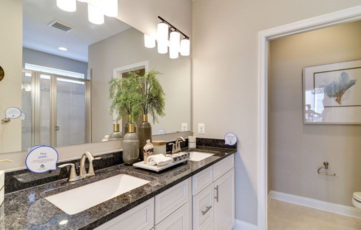 Bathroom featured in the Lauderdale By Lennar in Sussex, DE