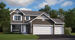 Springfield - Laurel Creek - Discovery Collection: Osseo, Minnesota - Lennar