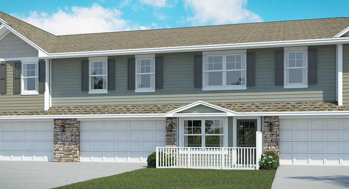 Exterior featured in the Revere EI By Lennar in Minneapolis-St. Paul, MN