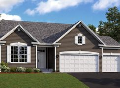 Clearwater EI - Oak Tree - Traditional Collection: Carver, Minnesota - Lennar