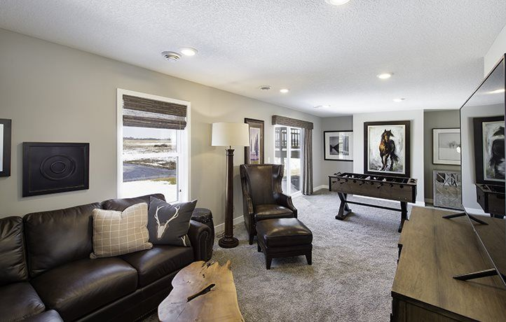 Living Area featured in the Courtland By Lennar in Minneapolis-St. Paul, MN