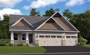 Oak Tree - Heritage Collection by Lennar in Minneapolis-St. Paul Minnesota