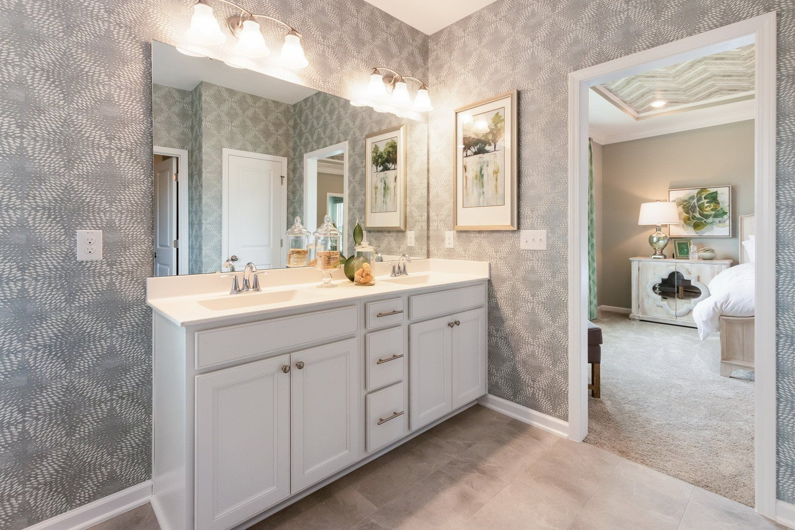 Bathroom featured in the Landrum III By Lennar in Raleigh-Durham-Chapel Hill, NC
