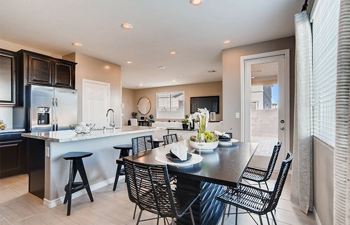 Kitchen featured in the York By Lennar in Las Vegas, NV