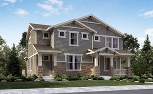 Central Park - The Generations Collection by Lennar in Denver Colorado