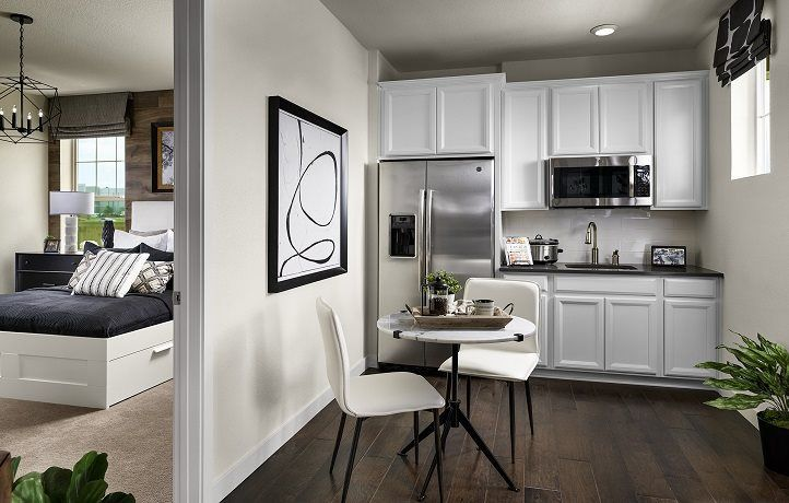 Kitchen featured in the Legacy By Lennar in Denver, CO