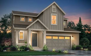 Barefoot Lakes - The Pioneer Collection by Lennar in Boulder-Longmont Colorado