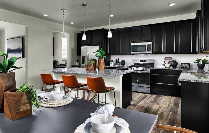 Kitchen featured in the Evans By Lennar in Boulder-Longmont, CO